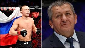 'It's NOT off the the table': UFC boss Dana White says Khabib could still face Gaethje in September despite father's death