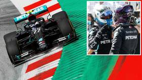 Austrian Grand Prix: Valtteri Bottas on top as Mercedes DOMINATES qualifying at the Red Bull Ring (VIDEO)