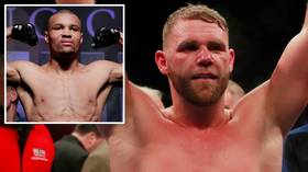 'Canelo's never faced a Fighting Gypsy': Fury backs 'different breed' Saunders ahead of blockbuster Alvarez clash