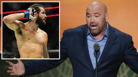 'That's the fight the people want to see': Dana White discusses Jorge Masvidal's short-notice call-up at UFC 251 (VIDEO)