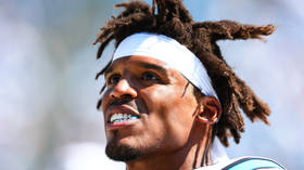 'I'm tired of all this humble sh*t': Sweat-soaked NFL star Cam Newton follows bizarre gym tirade with ANIMAL-THEMED rant (VIDEO)