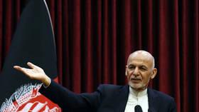Afghan President Ghani to host online conferences, seeking 'global consensus' on Taliban talks