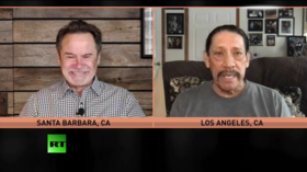 Danny Trejo is living a life to give back to society