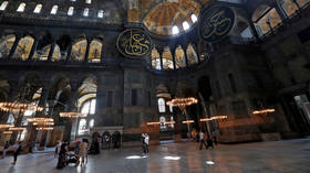 'Threat to Christian civilization': Russian Patriarch warns Ankara against dividing people by turning Hagia Sophia into mosque