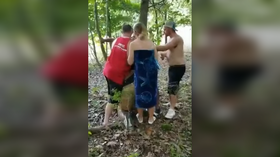 'Get a noose': Alleged attempted lynching investigated in Indiana (VIDEO)