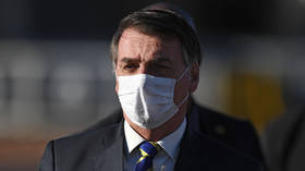 Brazil's Bolsonaro tests positive for Covid-19