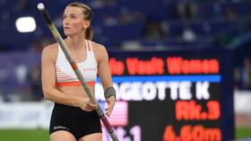 Russian pole vault champ Sidorova says she could CHANGE CITIZENSHIP amid uncertainty surrounding national team
