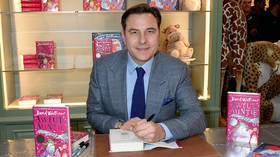 What next? Now woke police think David Walliams' kids' books are racist, fat-shaming and woman-hating