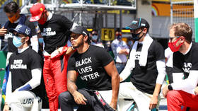 Formula 1 champ Lewis Hamilton 'free to kneel for rest of the season' in support of Black Lives Matter