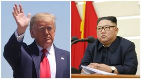 Trump says THIRD meeting with Kim Jong-un would 'probably' be helpful, but Pyongyang is less enthusiastic