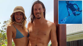 'We've lost a special soul': World snowboarding champ drowns in freak shallow water blackout while spearfishing in Australia