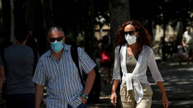 Social distancing isn't enough: Spain's Catalonia to make wearing of masks obligatory amid Covid-19 resurgence