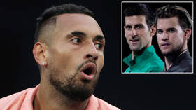 'NONE of you have the intellectual level': Kyrgios slams Djokovic & Zverev for 'partying like POTATOES', blasts Thiem in Covid row