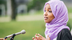 US must tear down 'whole system of oppression,' says Democrat Ilhan Omar. Dems have 'given up' on America, Republicans reply