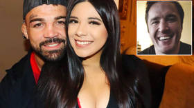 'She's 2-0 now in his corner': Chael Sonnen TROLLS Mike Perry's girlfriend as UFC wild man is roundly mocked for restaurant scrap