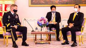 US Army chief of staff signs 'strategic vision' pact with Thailand at Bangkok meeting with PM
