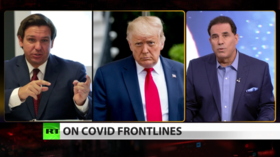 New: Trump and Florida gov wrong on COVID-19 hospital numbers