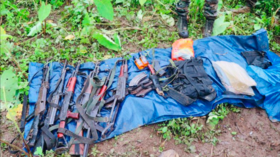 Indian forces kill 6 Naga militants near Myanmar border, find stash of weapons & bombs