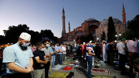 'A slap in the face of all Christianity worldwide': Conversion of Hagia Sophia into mosque infuriates Russian Orthodox Church