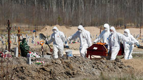 Saint Petersburg records big spike in June deaths as Covid-19 epidemic continues