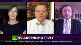 CrossTalk, QUARANTINE EDITION: No trust