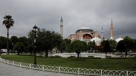 Ankara 'to inform UNESCO' once Hagia Sophia museum is converted back into mosque