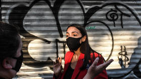 Why is crime spiking in NYC? 'People can't pay their rent' and need to shoplift to feed their children, says AOC