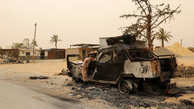 Libya ceasefire now wouldn't benefit Tripoli govt, Turkish FM says