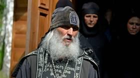 "Coronavirus-denying, ex-con Russian priest calls for Putin to step down or face ""full-blown spiritual war"""