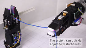 Taking man out of manufacturing? MIT scientists design two-fingered robot that can handle delicate human tasks (VIDEO)