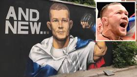Title picture: New UFC champ Petr Yan immortalized by St. Petersburg street art (PHOTOS)