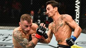 'This is not OK': Max Holloway urges trolls to STOP online harassment after claims he was 'robbed' at UFC 251