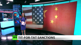 FULL SHOW: China sanctions Marco Rubio & Ted Cruz