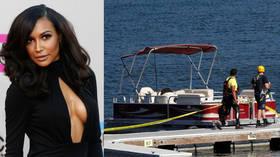 Body recovered in California lake presumed to be 'Glee' star Naya Rivera
