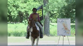 'Tax dollars at work': Stunned response greets Chicago mayor's launch of Census Cowboy as city shootings spike (VIDEO)