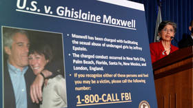 Ghislaine Maxwell pleads NOT GUILTY to charges of procuring minors for sexual abuse
