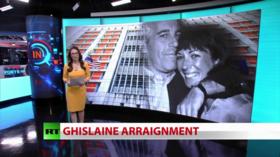 FULL SHOW: US says Ghislaine Maxwell a flight risk