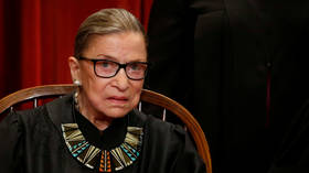Supreme Court Justice Ruth Bader Ginsburg admitted to hospital with 'possible infection'