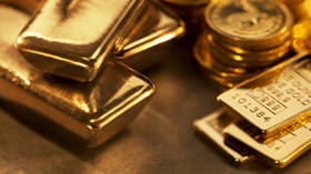 Russia's gold & foreign currency reserves surge by $1 BILLION in one week
