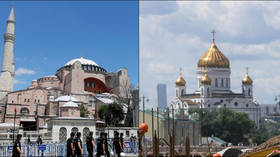 Moscow's reaction to restoration of Hagia Sophia as mosque reminds us Russia is ultimately part of Western world