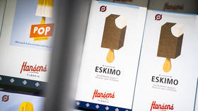 Danish ice cream maker to rebrand 'Eskimo' desserts over RACISM concerns