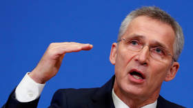 NATO chief claims alliance has stopped health crisis from 'becoming a security crisis'
