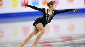 'Devastated to my core': Former partner pays tribute to Russian-born skate star Alexandrovskaya after death age 20