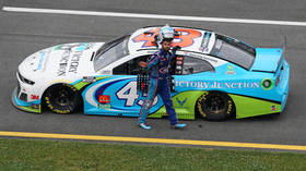 NASCAR driver Bubba Wallace, fresh from mistaken noose scandal, defends sport's fans against racism stereotype