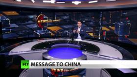 Watch: Taiwan 'aims' US tanks & stingers at China