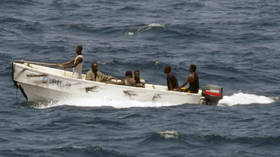 Pirates attack tanker off the coast of Benin, 'kidnapping 13 Russian & Ukrainian sailors'