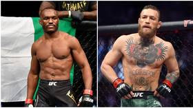 'He was silent': UFC welterweight king Kamaru Usman claims Conor McGregor turned down title shot