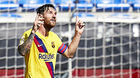 'Unfeasible': Barcelona RULE OUT move for Neymar in blow to Messi reunion hopes as club counts cost of Covid-19 fallout
