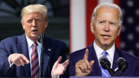 Trump says he'd get '50 YEARS FOR TREASON' for what Obama & Biden did as he launches full-on attack on his rival
