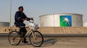 Saudi Aramco profits crash 73% as coronavirus sinks oil market
